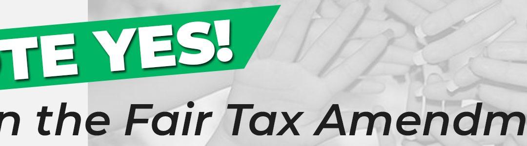 Illinois Green Party Endorses Fair Tax Amendment